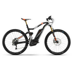 HAIBIKE XDURO FullSeven Carbon 10.0 E-MTB Full Suspension grey/black